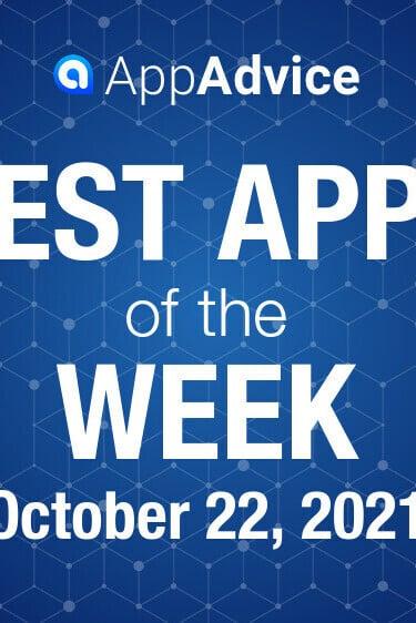 Best Apps of the Week October 22