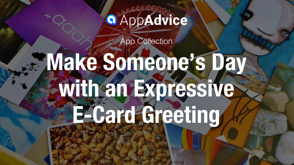 Greeting and E-card Apps