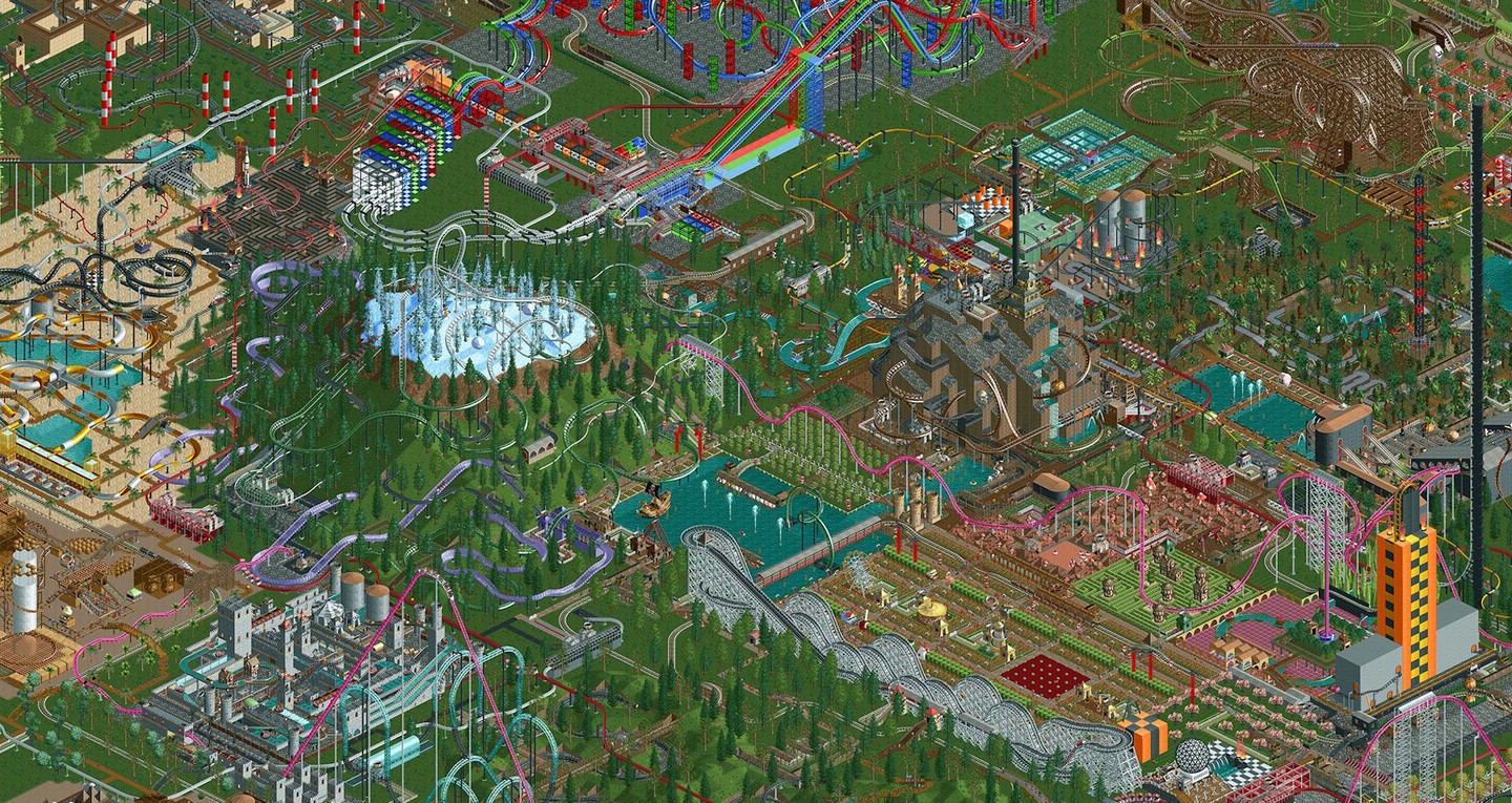 RollerCoaster Tycoon® Classic by Atari