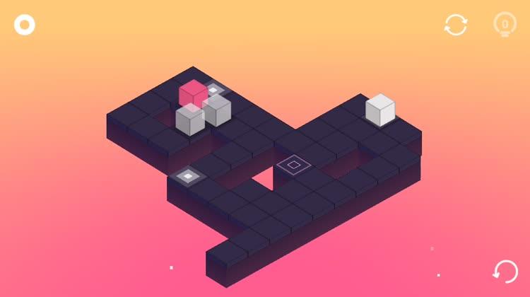 Position the blocks