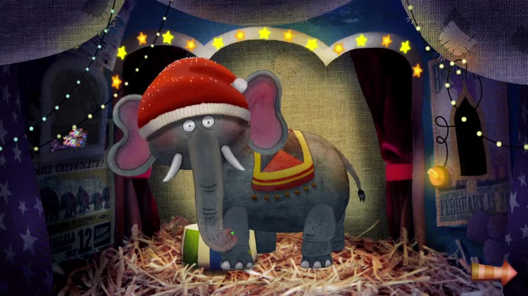 Good Night Dear Elephant!