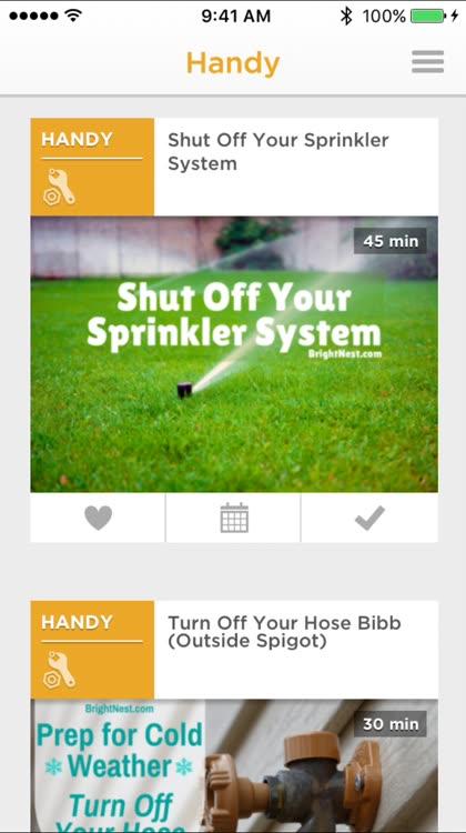 home maintenance schedule app