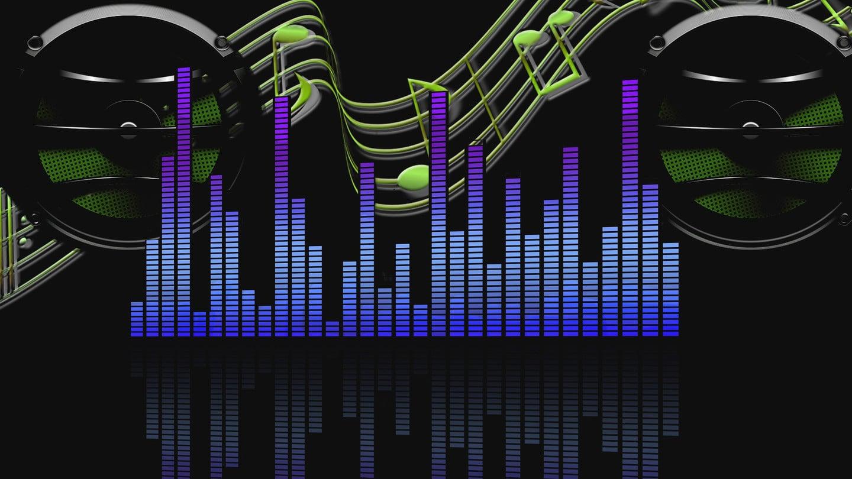 Music Speakers DJ
