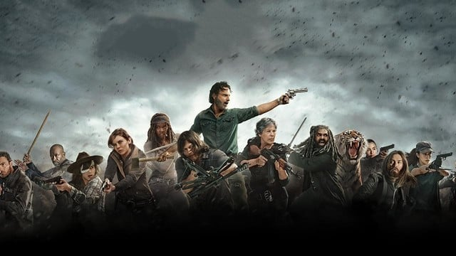The Undead Have Risen in These Apps for 'The Walking Dead'