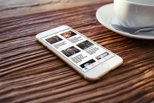 Get Your Fix With These Apps for News Junkies