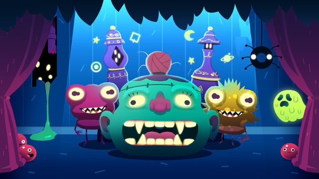 Kids Can Explore the Dark and Strange in Toca Mystery House