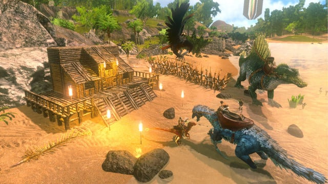Survive and Thrive with Dinosaurs ARK: Survival Evolved