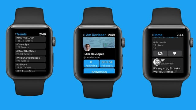 Chirp for Apple Watch Gets Even Better With Video and GIF Support
