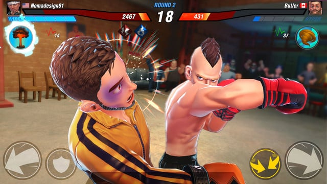 Step Into the Ring and Go for a KO in Boxing Star