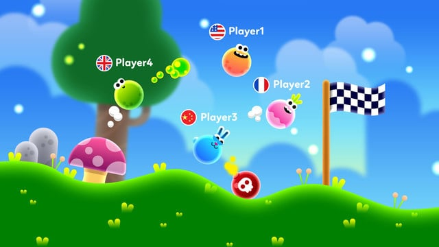 Roll, Bounce and Crash Your Way to Victory in Bloop Go