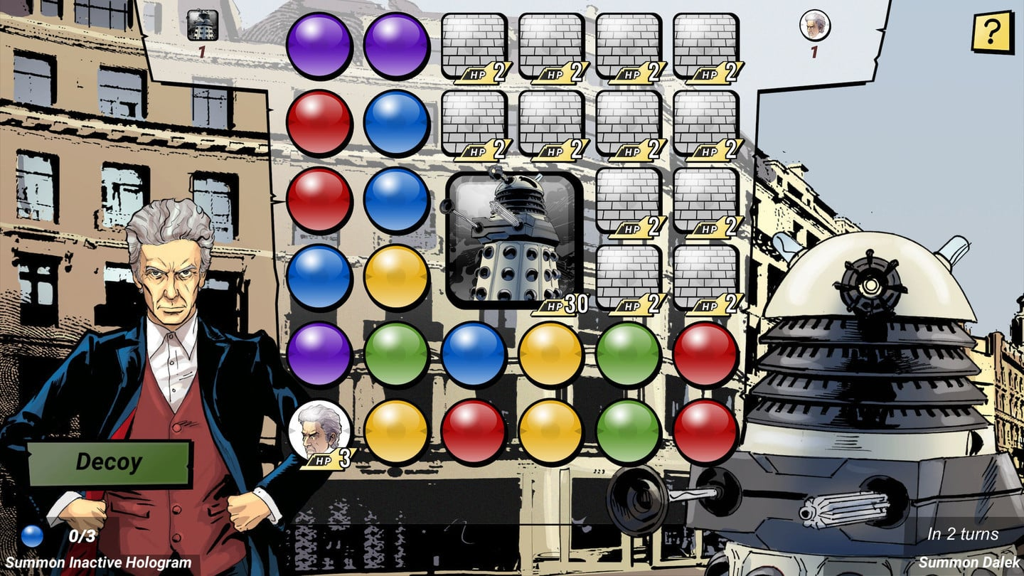 Fire up the Tardis and Play Doctor Who Infinity