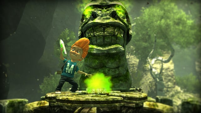 Max: The Curse of the Brotherhood Offers Puzzle and Platformer Action