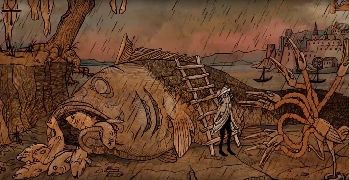 Head Back to the 15th Century in the Point and Click Adventure Apocalipsis