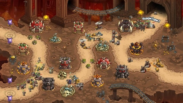 Kingdom Rush Vengeance Delivers a New Chapter in the Popular Tower Defense Series