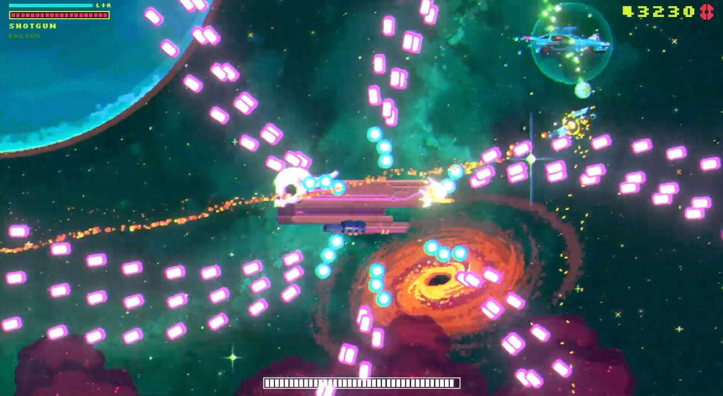 Travel Through Time And Defeat The Galaxy's Most Ruthless Criminals in Black Paradox