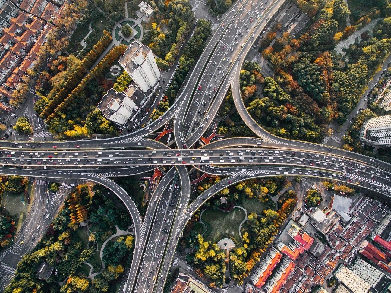 City Traffic Commute