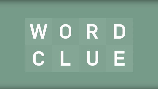 WordClue is a Fun and Fast-Moving Game That Will Test Your Puzzle-Solving Skills
