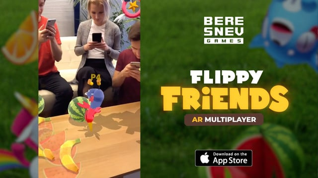 Flippy Friends Uses AR Technology to Bring Fun to Any Party