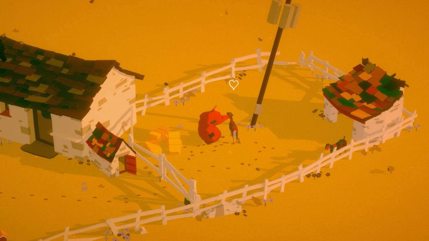 The Stillness of the Wind is a Somber Game About Loss
