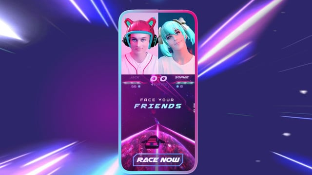 Hyperspeed Takes Social Gaming on iPhone to a Fun New Level