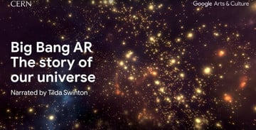 Discover the Story of the Universe in Big Bang AR