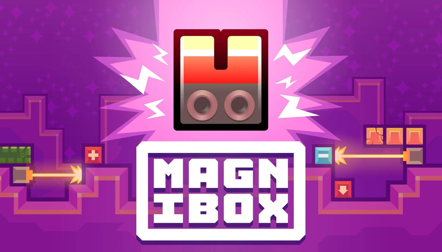 Magnibox is a Attractive Puzzler About a Magnet