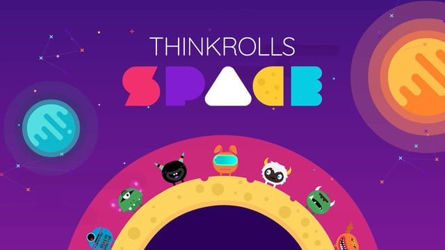 Thinkrolls Space Takes the Family Friendly Puzzle Series Out of this World