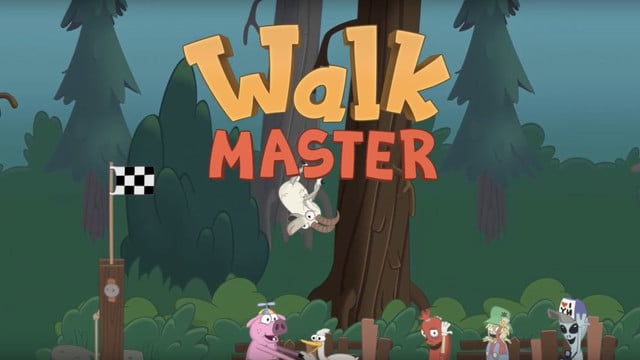 Can You Become a Walk Master?