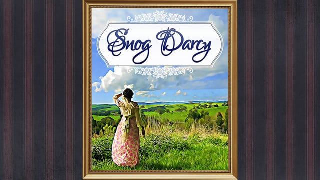 Snog Darcy is an Interactive Retelling of Jane Austen's Classic Pride and Prejudice