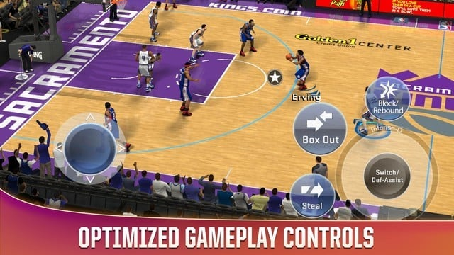 NBA 2K20 Shoots Into the App Store With a Number of Game Modes