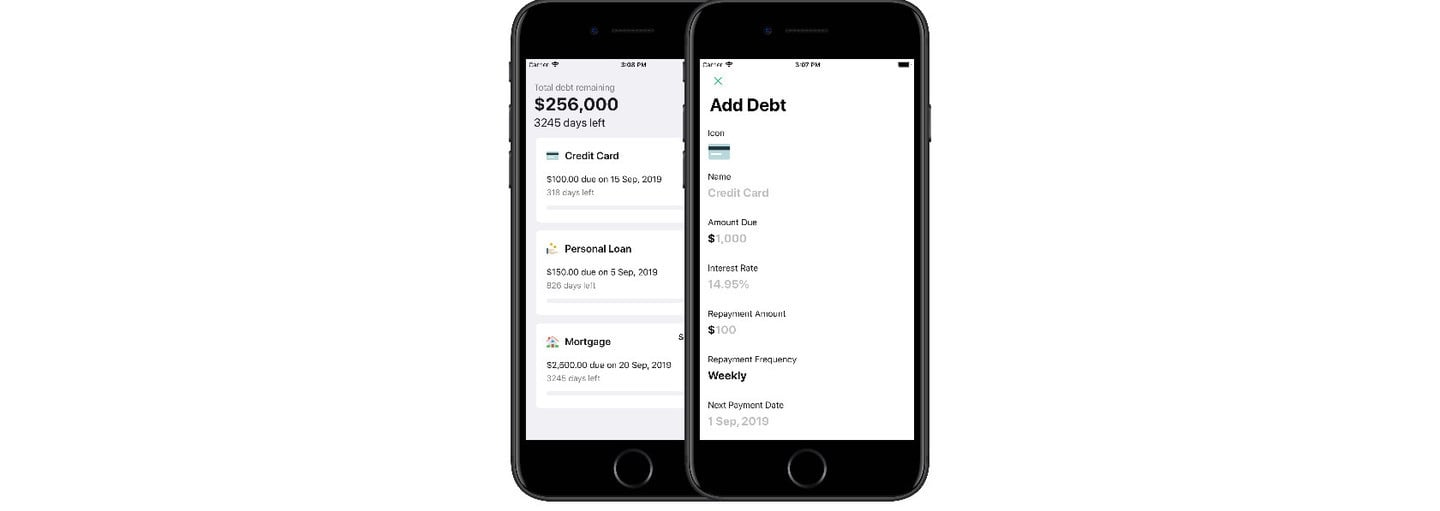 Help Get Your Financial House in Order With Debt Free