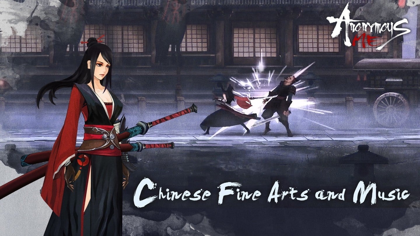 Head Back in Time to Ancient China in the New 2D Platformer Anonymous Me