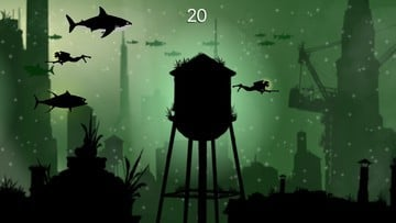 Do Your Best Jaws Impression in City Shark