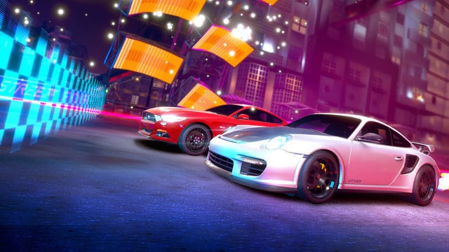 Racer Forza Street Drives Onto the App Store