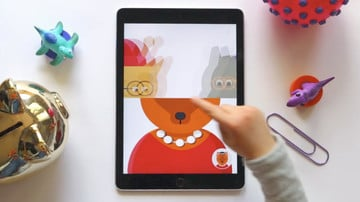 Scramble Zoo is a Great Way to Introduce Younger Children to an iPhone or iPad