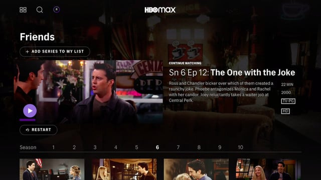 HBO Max Arrives for iPhone, iPad and Apple TV