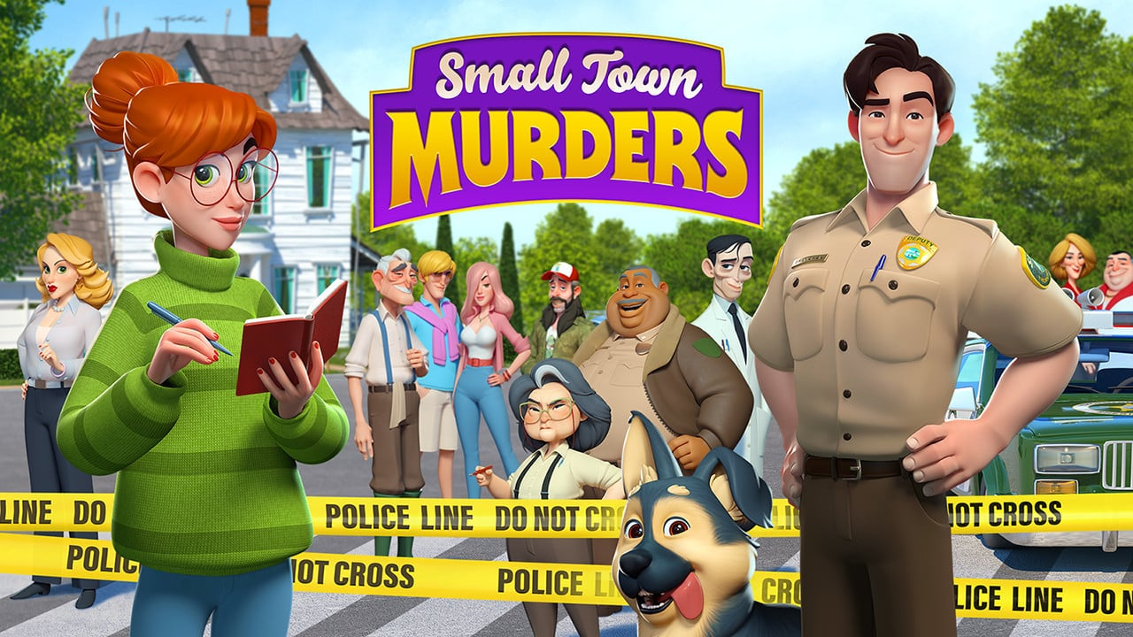 Rovio Flies in a New Direction With the Match-3 Puzzler Small Town Murders