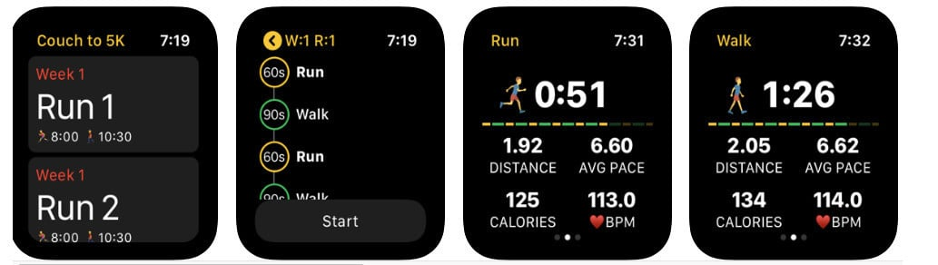 Get in Shape Using Just an Apple Watch With Watch to 5K