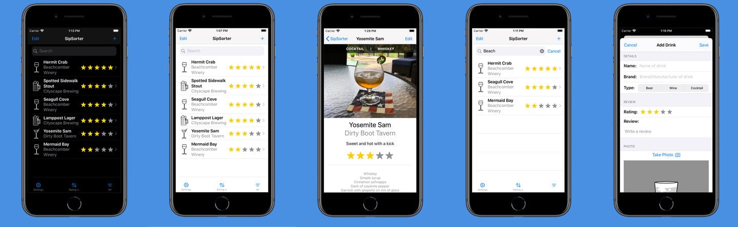 Find the Perfect Drink for Any Occasion With SipSorter