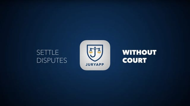 Jury is Smartphone App That Lets You Settle Disputes with a Jury of Your Peers