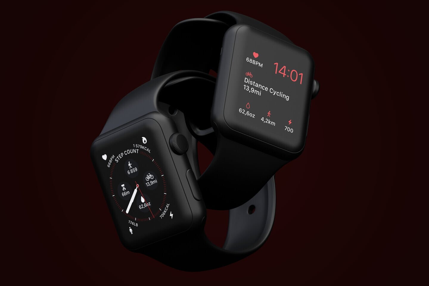 Health Glance Brings Customizable Complications to Apple Watch