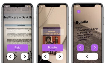 Bring Words to Life With the New DictionARy App