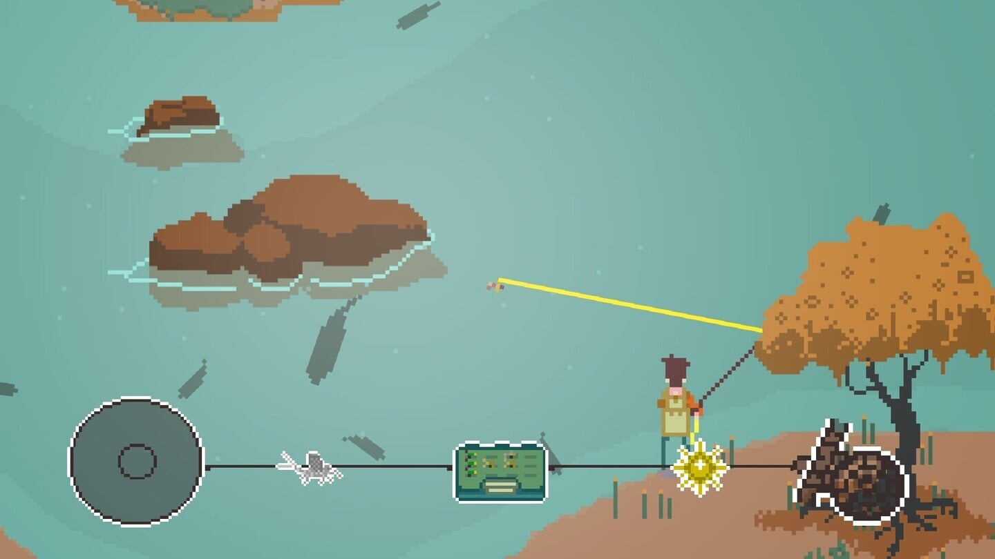 Take a Relaxing Fly Fishing Trip in River Legends