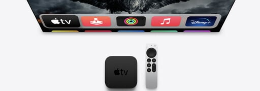 These Are the First Apps to Install on Apple TV