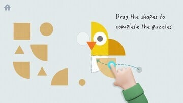 Kids Can Learn About Basic Shapes and More With Pizzles