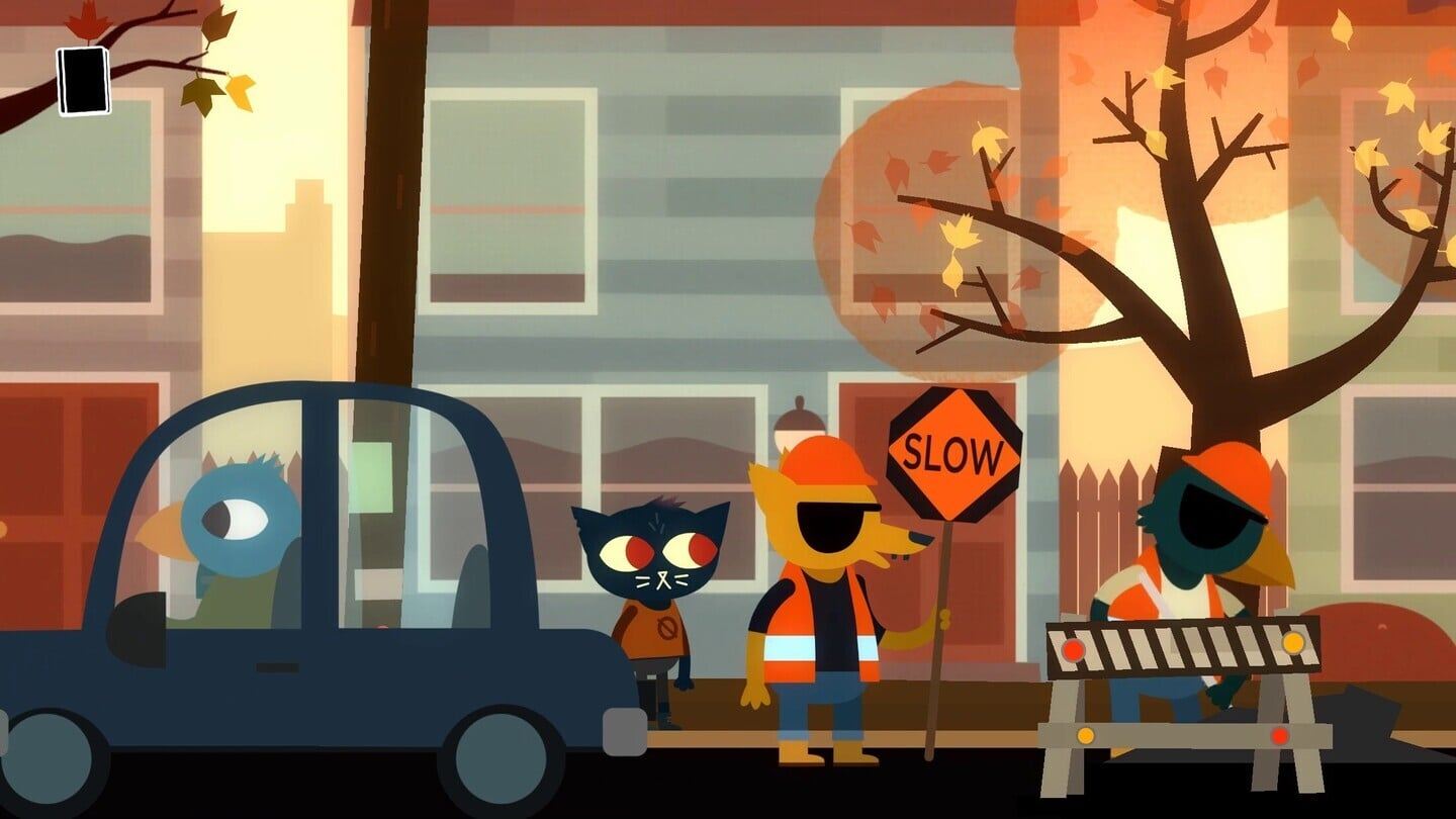 Night in the Woods is a Unique Narrative Adventure