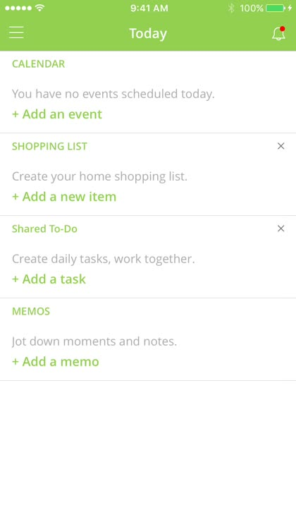Set up to-do lists to keep everyone on task
