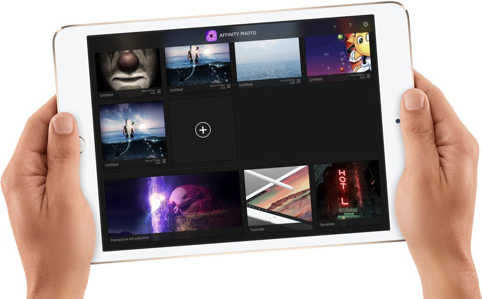 Affinity Photo Brings Plenty of Photo Editing Power to your iPad