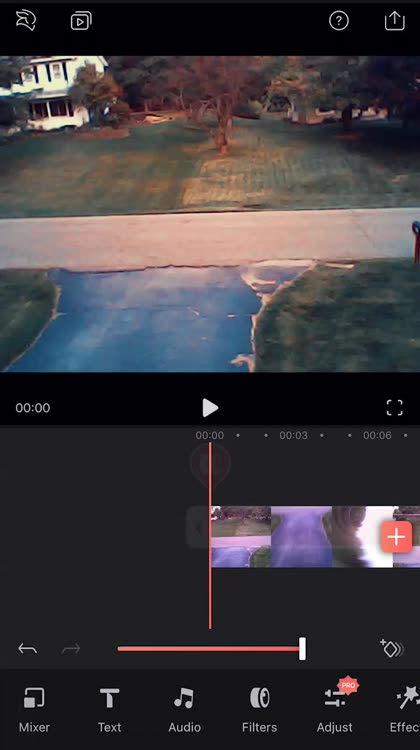 Add layer-based filters to your videos