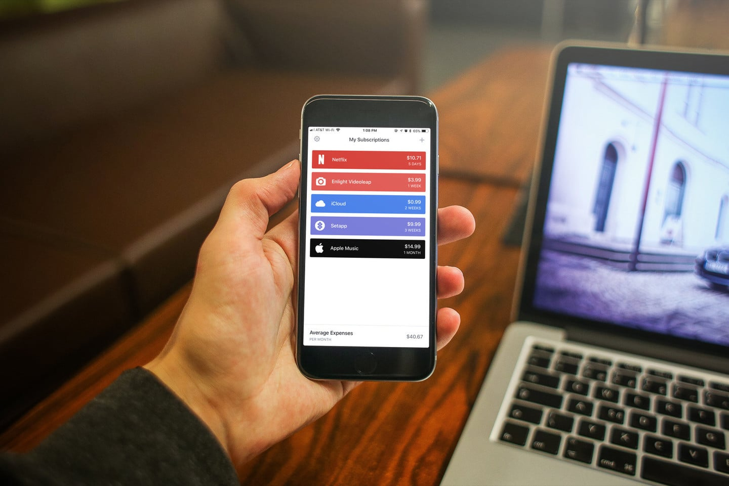 Bobby Helps You Remember When Your Subscriptions Need to be Paid